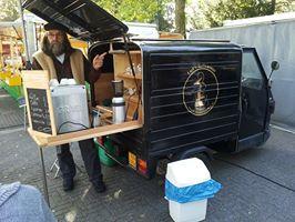 Loth's koffiemobiel in Aalten